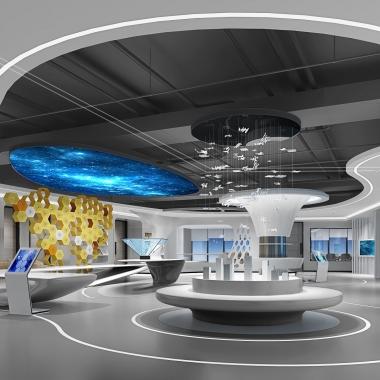 深圳市裕同科技股份有限公司深圳灣辦公室裝飾設計