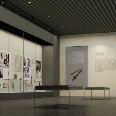 王洛宾博物馆·内部展厅1.png