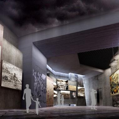 东营党史馆规划及布展设计服务项目