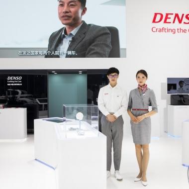2019上海国际车展电装展位