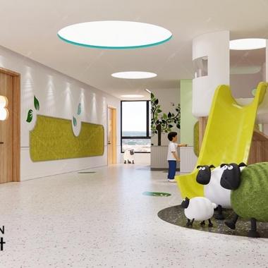 最新幼儿园设计作品