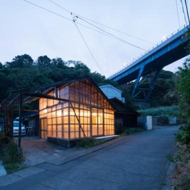日本Miyagawa Bagle怀旧商店设计专卖店,东京,商业空间658.jpg