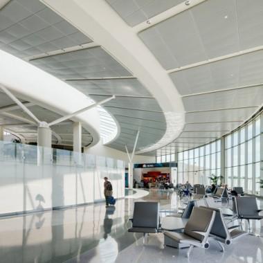 巴吞魯日大都會機場擴建  WHLC Architecture
