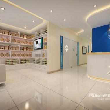 【芭比堂动物医院】—成都医疗机构装修成都医疗机构设计10931.jpg