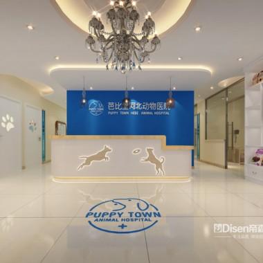 【芭比堂动物医院】—成都医疗机构装修成都医疗机构设计10930.jpg