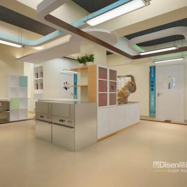 【芭比堂动物医院】—成都医疗机构装修成都医疗机构设计10927.jpg