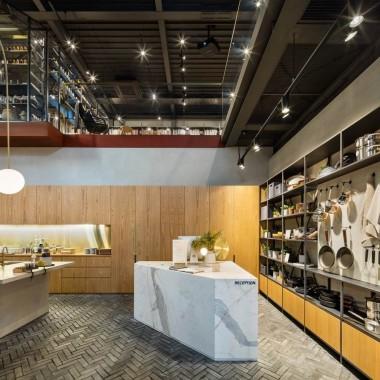 首尔最强网红拍照地:现代信用卡 - 烹饪图书馆
