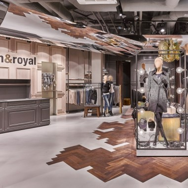 Blocher Blocher設計的柏林Rich - Royal時裝專賣店14597.jpg