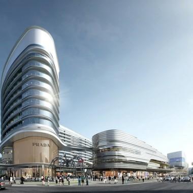 Aedas赢得三亚新建旅游枢纽的设计竞赛
