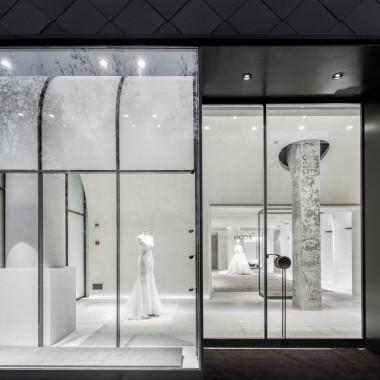 西濤設計工作室:上海 Shine Moda 旗艦店