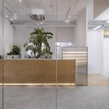 新作 - 上海問和答建筑設計咨詢有限公司:上海 貝兒福攝影工作室