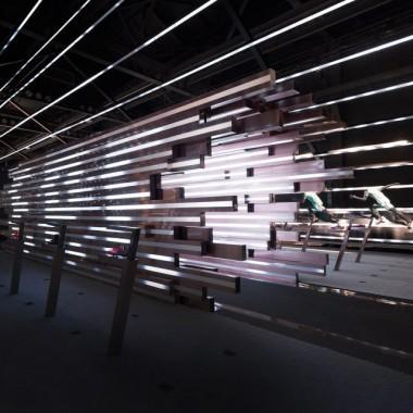 北京耐克活動展廳