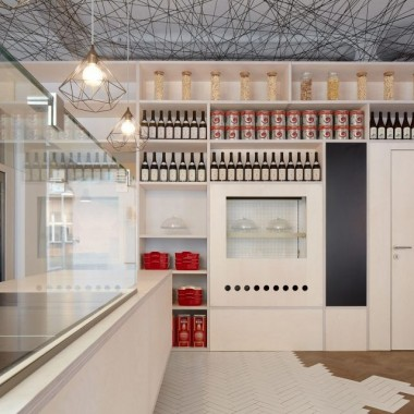 Lasagneria意面店,捷克 : mar.s architects5651.jpg