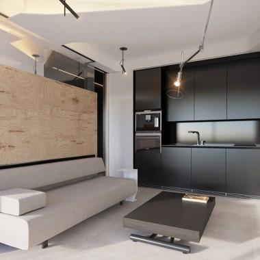 26m² 摩纳哥 Monaco Studio 工作室 - Vlad Mishin5119.jpg