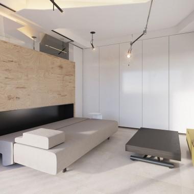 26m² 摩纳哥 Monaco Studio 工作室 - Vlad Mishin5122.jpg