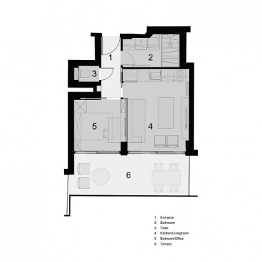 26m² 摩纳哥 Monaco Studio 工作室 - Vlad Mishin5130.jpg