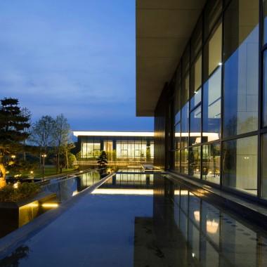 安吉新奇世界國際度假區接待中心