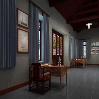 北洋海军提督署原址复原纪念馆设计方案