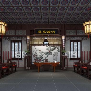 北洋海军提督署原址复原纪念馆设计方案12811.jpg