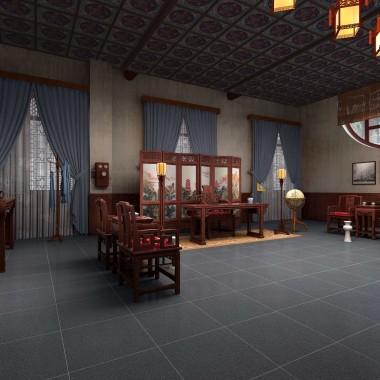 北洋海军提督署原址复原纪念馆设计方案12817.jpg