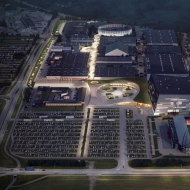 城市机构将进一步扩大丹麦最大的展览中心