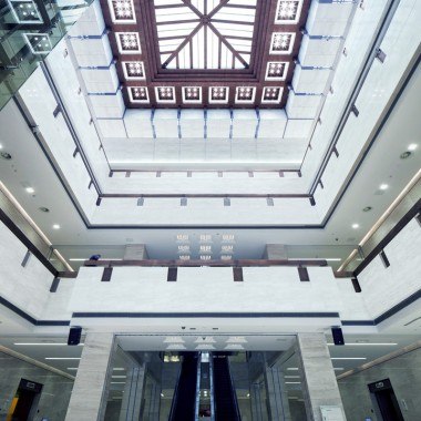 程泰宁院士经典作品:南京博物院  筑境设计