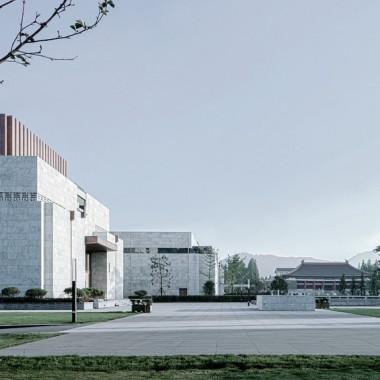 程泰宁院士经典作品:南京博物院  筑境设计6731.jpg