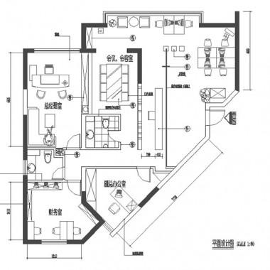 个性化办公室两套 (附jpg施工图)1932.jpg