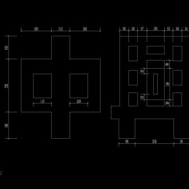 个性化办公室两套 (附jpg施工图)1938.jpg