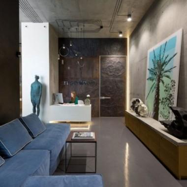 基辅LOFT风格建筑设计工作室