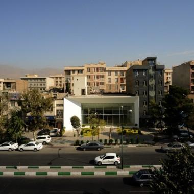 德黑兰展厅  FEA Studio