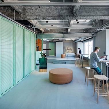 日本工业风音乐办公室总部设计:Schemata Architects6539.jpg