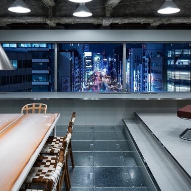 日本工业风音乐办公室总部设计:Schemata Architects6540.jpg
