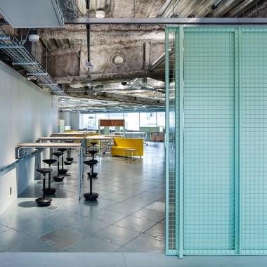 日本工业风音乐办公室总部设计:Schemata Architects6544.jpg
