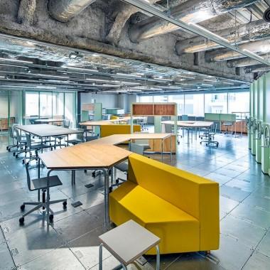 日本工业风音乐办公室总部设计:Schemata Architects6547.jpg