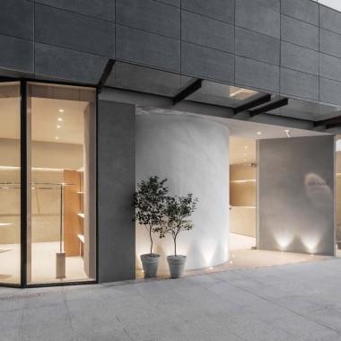 首尔 THE ILMA 品牌极简主义展厅 - labotory4919.jpg