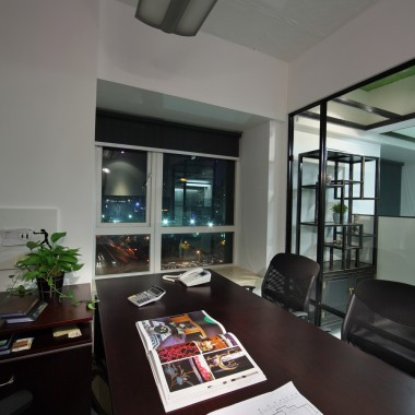 我设计,故我在    朗昇空间写字楼设计实景照9146.jpg
