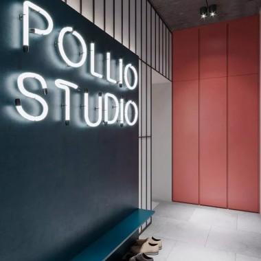 乌克兰Pollio小而精的工作室设计 - Alive Design2409.jpg